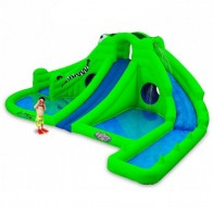 Ultra Croc 13-in-1 Inflatable Water Park