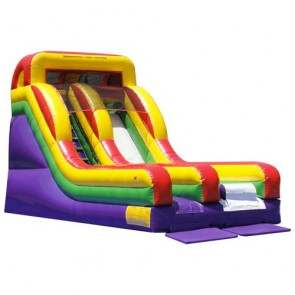 15 Inflatable Dry Slide