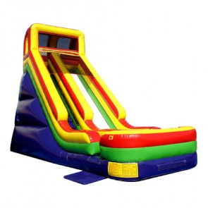 24 Inflatable Dry Slide