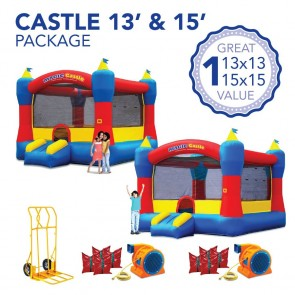 Castle 13 & 15 Package