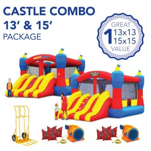 Castle Combo 13 & 15 Package