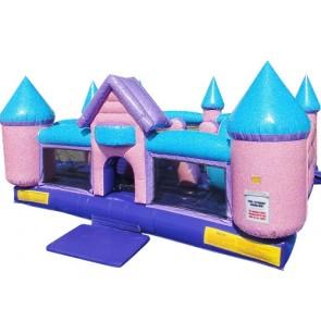 Dazzling Princess Castle