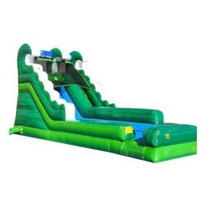 Lil' Tides Slide - Green Marble
