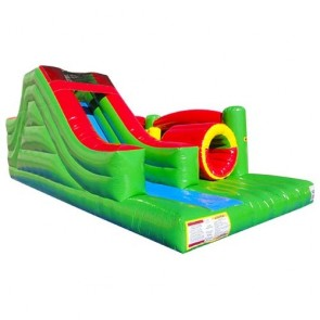 The Challenge - Right Obstacle Course - Lime Green