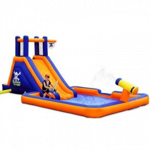 Buccaneer Inflatable Water Park