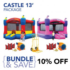 Castle 13 Package