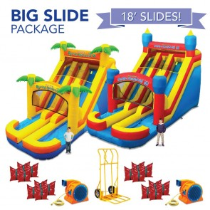 Big Slide Package