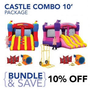 Castle Combo 10 Package