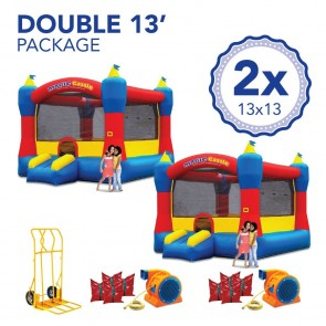Double Castle 13 Package