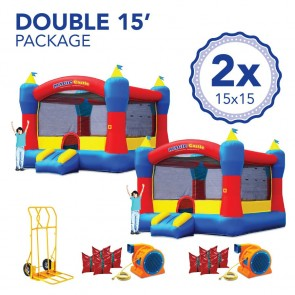 Double Castle 15 Package