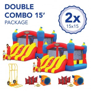 Double Castle Combo 15 Package