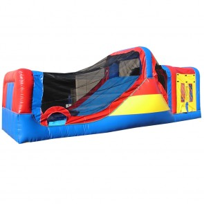 12' Happy Slide and Jump Combo