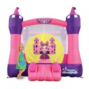Princess Dreamland Inflatable Bouncer