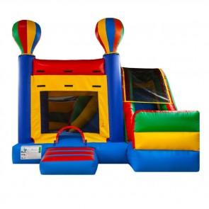 Fun Hot Air Bouncer Slide Combo