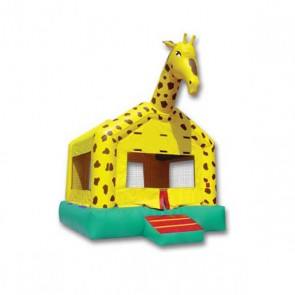 Giraffe Bounce House