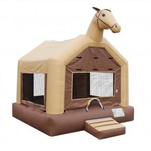 Horse Bounce House