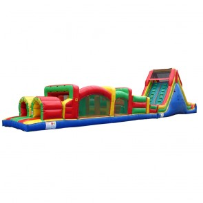 Obstacle Course 3 With Slide