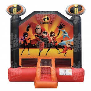 Incredibles 2 Bounce House
