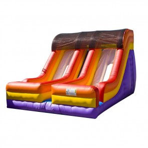 IPC 18 Double Lane Inflatable Slide