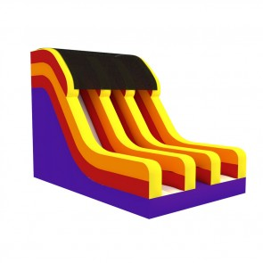 IPC 20 Double Lane Inflatable Slide II