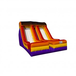 IPC 20 Double Lane Inflatable Slide
