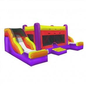 IPC Fun Bouncer Slide Combo x 2