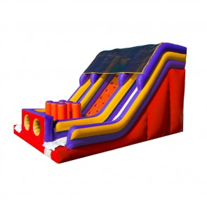 IPC Combo Inflatable Obstacle Course