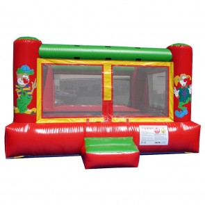 Clown Indoor Bounce House