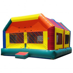 Large Fun House Bounce House