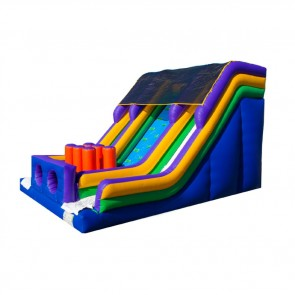 Combo Inflatable Obstacle Course