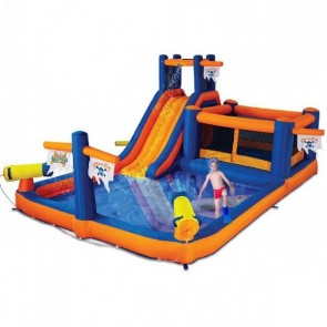 Pirates Bay Inflatable Play Park