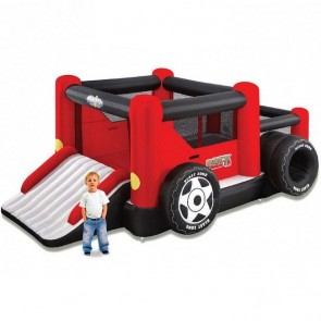 Rock Crawler Inflatable Bouncer and Ball Pit