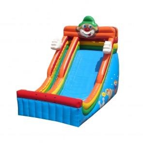 24' Circus Single Lane Slide