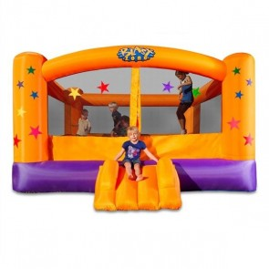 Superstar Inflatable Party Moonwalk