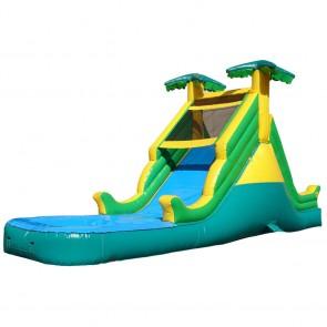 14' Tropical Water Slide